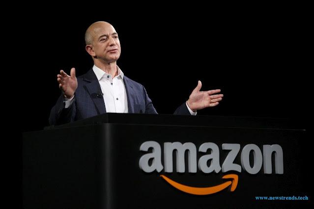 Amazon Ceo Jeff Bezos richest man - NewsTrendsHindi