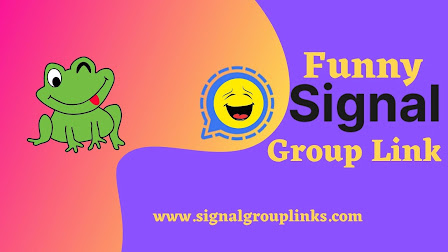 Funny Signal Group link