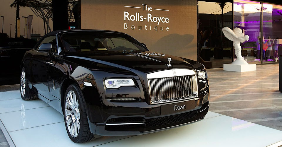 rolls royce boutique opens a new type of showroom in dubai. Black Bedroom Furniture Sets. Home Design Ideas