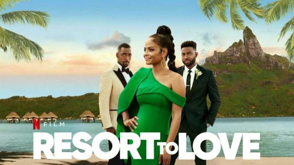 Resort To Love, Comedy, Romance, Netflix, Movie Review by Rawlins, Rawlins GLAM, Rawlins Lifestyle