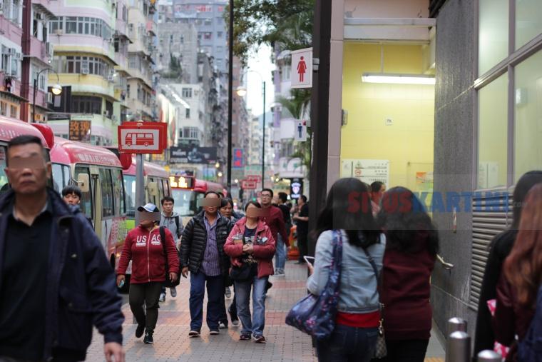Lokasi Mong Kok