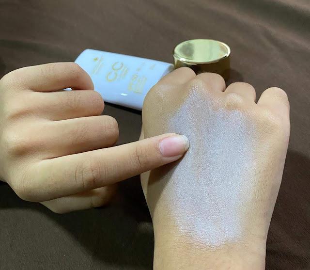 CC Cream Yang Ada SPF Untuk Kulit Kombinasi dari Hansaegee Nature