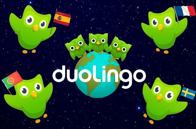 موقع-دولينجو-Duolingo
