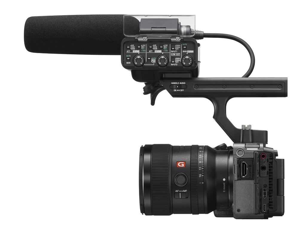 كاميرا سوني FX3 بإطار كامل