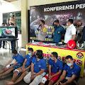 Berusaha Kabur, Komplotan Perampok Asal Lampung Dibedil Subdit Jatanras Polda Jateng