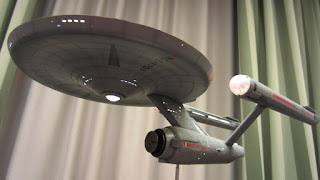TOS Enteprise - Star Trek