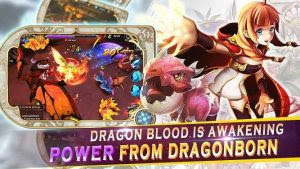 Dragon Hunter Furious Love MOD Apk