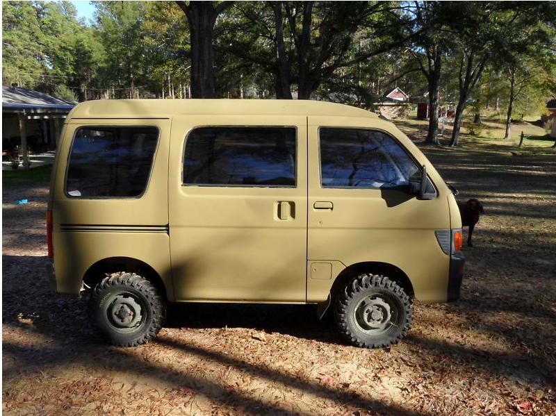 1995 Daihatsu Hijet Van
