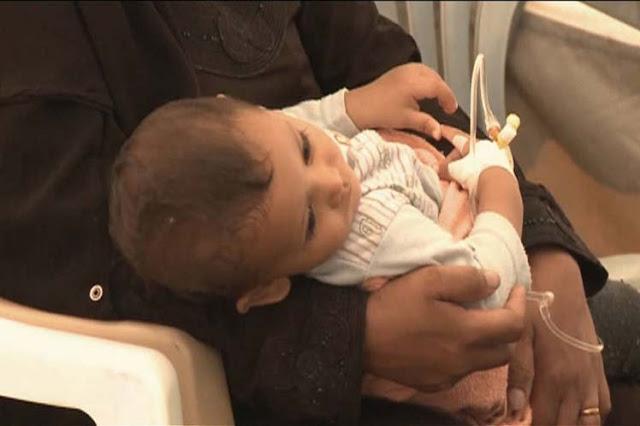 ONU demanda recursos para enfrentar el cólera en Yemen