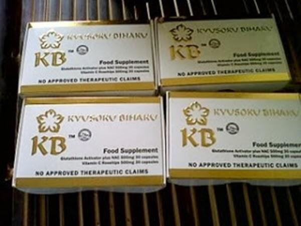 NEW Packing Kyusoku Bihaku