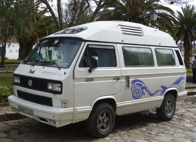 vw t3 dehler profi syncro 1988 1 of 8 built vw bus. Black Bedroom Furniture Sets. Home Design Ideas