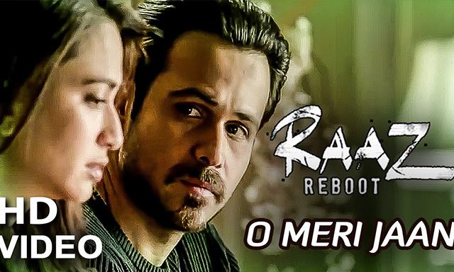 O Meri Jaan Video Song From The Movie 'Raaz Reboot'