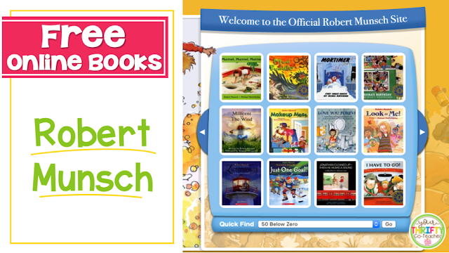 Free Online Books for Upper Elementary Students