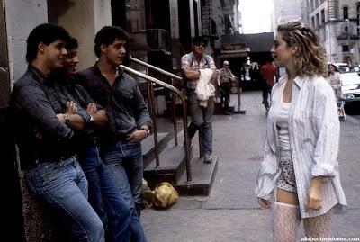 Fotograma de Buscando a Susan desesperadamente (1985) Desperately Seeking Susan (frame)