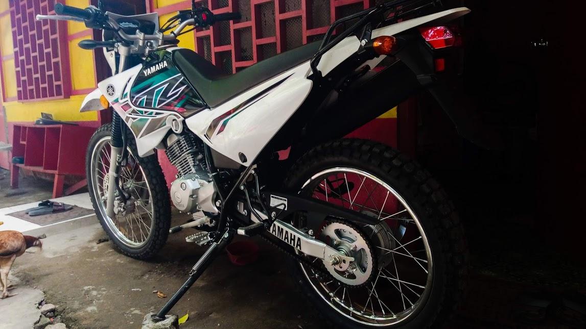 Yamaha XTZ 125E | New Toy Experience