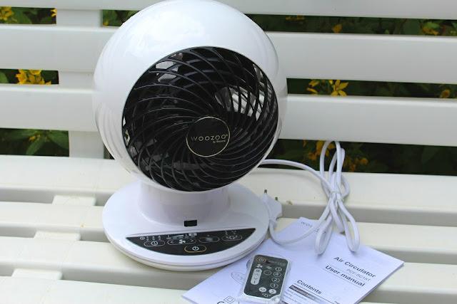 ventilateur boule