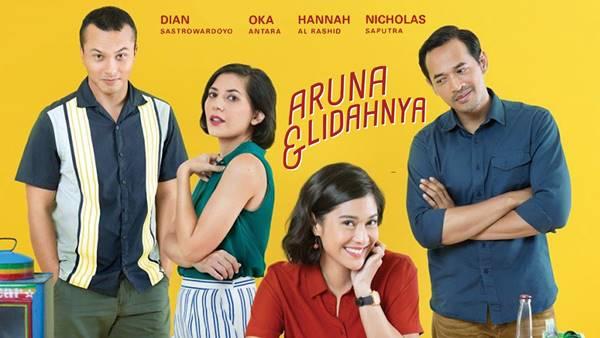 Review Aruna dan Lidahnya (2018), Film Tentang Kuliner yang Seru