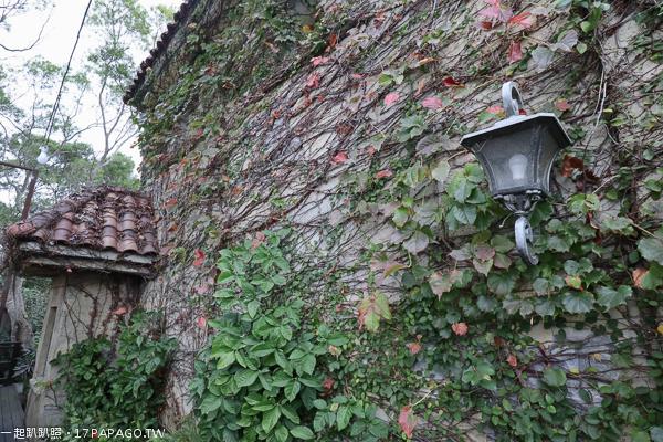 台中北屯心之芳庭童話般的法式浪漫莊園,約會拍美照好去處