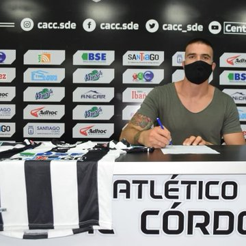 Oficial: Central Córdoba ficha a Mehring