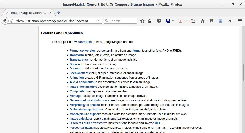 Ubuntu imagemagick apt-get
