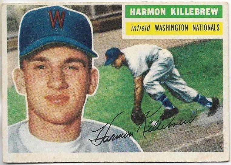 '56 of the month: Harmon Killebrew