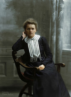 Discovery of Radium by Marie Curie