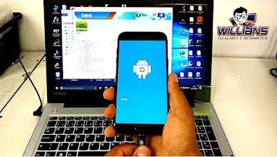 Firmware Stock Rom Sansung Galaxy A7 2017 SM-A720, A720F, Instalar, Atualizar