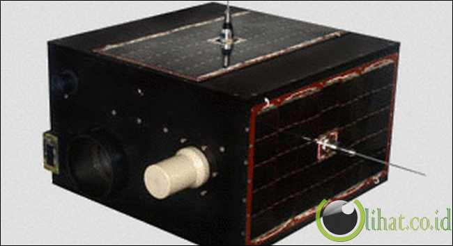Satelit LAPAN-TUBSAT (2007) Satelit Mikro Pertama di Indonesia