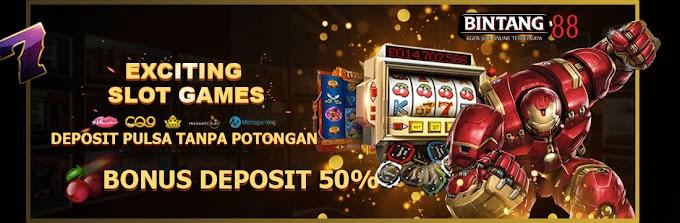 Situs Slot Online Deposit Pulsa dengan Rate Terbaik 2020