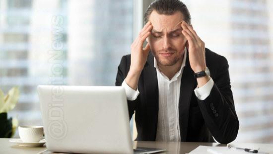 sindrome burnout trabalho leva limite direito