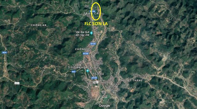 Dự án Flc Sơn La biệt thự liền kề shophouse đất nền tp Sơn La chủ đầu tư Flc group