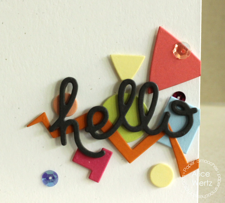 Paper Kaleidoscope Craft