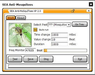 software antimosquito
