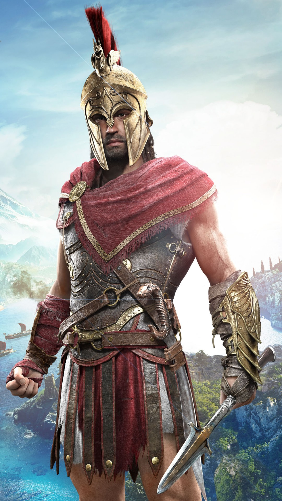 Alexios Assassins Creed Odyssey