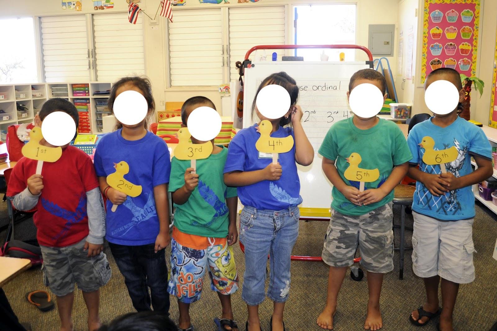 Mrs Ricca S Kindergarten Ordinal Numbers Amp Eric Carle