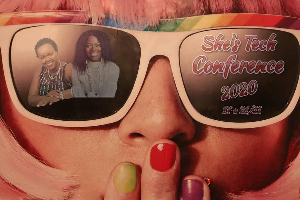 She's Tech Conference  2020 - 17 a 21 de novembro