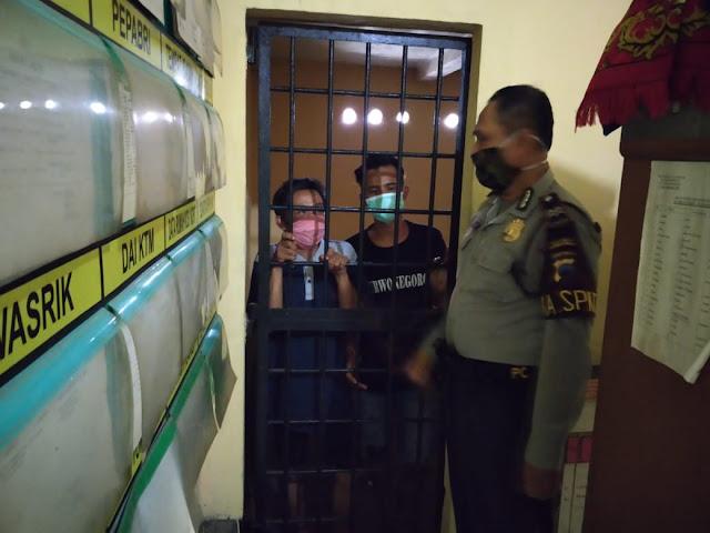 Terlibat Penganiayaan, 2 Warga Kaligondang Ditangkap Polisi