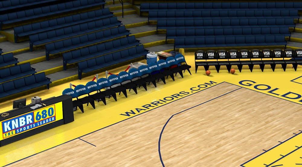 Nba 2k14 Golden St Warriors Court Update Nba2k Org