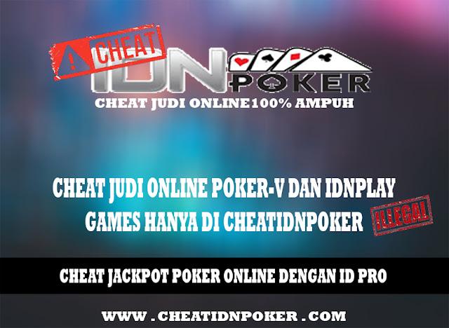 Cheat Jackpot Poker Online Dengan ID Pro