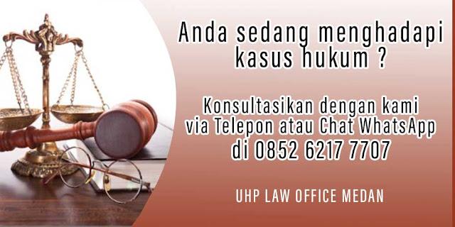 Konsultasi hukum pengacara sengketa tanah di medan sumatera utara