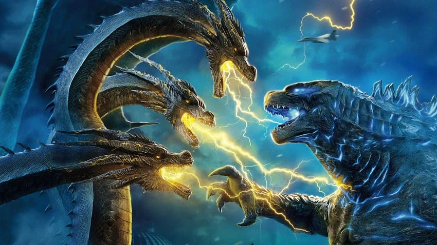 Годзилла 2 Король монстров, Годзилла 2, Фантастика, Рецензия, Обзор, Godzilla King of the Monsters, Godzilla 2, SciFi, Review