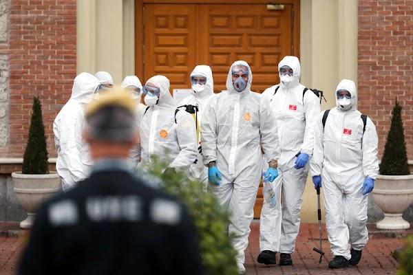 Coronavirus en España: 514 personas murieron en las últimas 24 horas