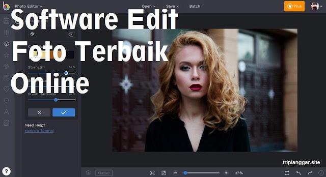 Software Edit Foto Terbaik Online