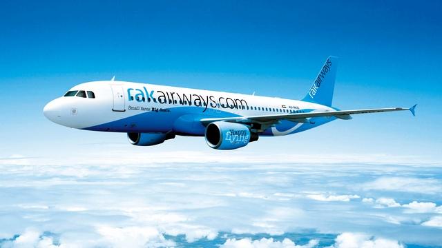 طيران رأس الخيمة RAK Airways