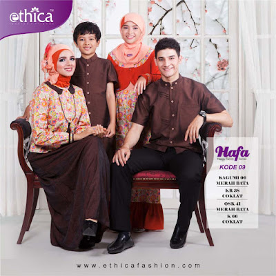 Happy Family Bersama Fashion Muslim