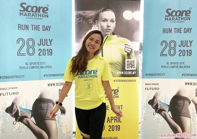 SCORE Marathon 2019, SCORE Ambassador Launch, SCORE Run The Night, SCORE Run The Day, SCORE Malaysia, Running, Fitness