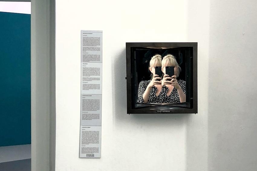 Museum der Illusionen Familienausflug