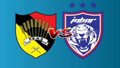 Live Streaming Negeri Sembilan vs JDT II Liga Premier 9.7.2019