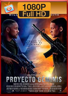 Proyecto Géminis / Gemini Man [Latino – 1080p] [MEGA]