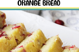 The Amazing Keto Cranberry Orange Bread